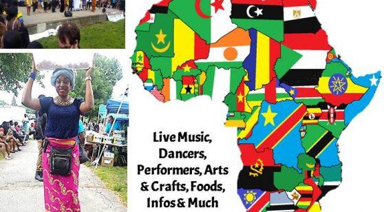 Lowell African Festival. Sampas Pavilion,500 Pawtucket Blvd,Lowell,Massachusetts. Sat. June 16th 2018,11 AM to -7PM