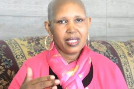 {Video} KENYANS IN DIASPORA RAISE 68,000 DOLLARS FOR LUCY KARIUKI WITH STAGE 4 BREAST CANCER