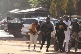 Hostage-taking in Mali hotel 'over': Malian military source