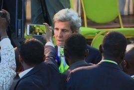 Former US Secretary of State John Kerry Apologizes to Raila Odinga