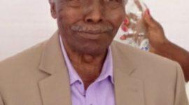 TRANSITION DEATH ANNOUNCEMENT MEMORIAL SERVICE OF Samuel Mbugua Njoroge of Undiri Farm Kikuyu,Kenya