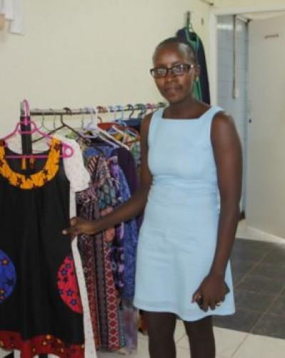 Kenyan Designer Finds Her Niche in Fashion Industry