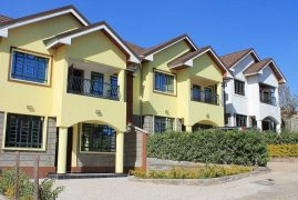 Hillside Homes Ngong Hills,Kenya 3 Bedrooms Starting 7.6M 24 Hour Security Gated Community
