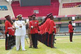 Military prepares to usher in President Kenyatta for term 2