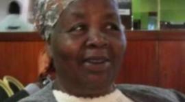 Transitional /Death Announcement of  Mrs Winnie Muthoni Maina (mother of Pastor Peter K Maina, Susan W Maina both of Medford Massachusetts, Penina W Marita of Phoenix Arizona& others)