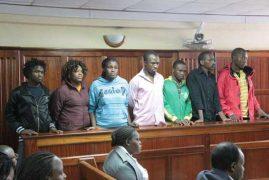 Seven on trial over murder of former Kabete MP George Muchai