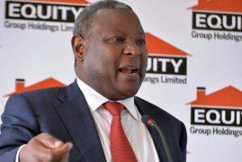 Equity Bank blames rate cap, SME bad loans as net profit drops 4 per cent
