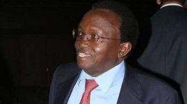 Former Finance minister David Mwiraria dies at Karen Hospital