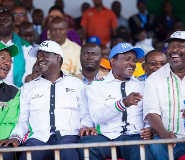 Raila succumbs to pressure from West to cancel fete