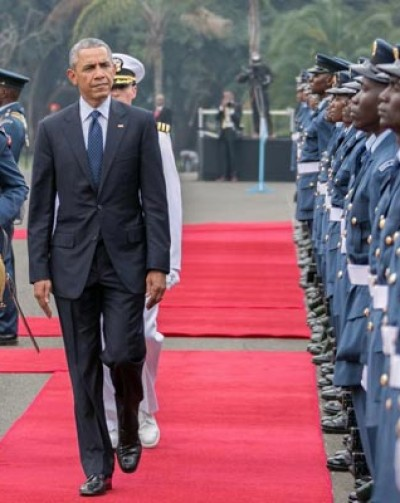 The promises Uhuru made to Obama revealed in White House communique