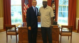 Here's Obama's Letter His Kenyan Brother Has Sold to US Media