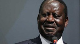 Raila set to return to Kenya after a 10-day tour of the US