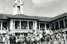 Why Freemasons buried coins beneath Nairobi School