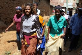 The woman risking her life to save a village from lead poisoning: CNN