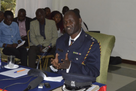 Senior Kenya Traffic Officer Cries After Being Questioned Over $92,000 'Savings'
