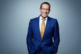 Richard Quest hopes to 'right wrongs' on first Kenya visit