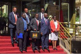 Henry Rotich unveils Kenya's Sh2.6 trillion Budget