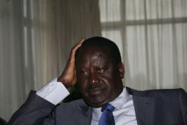 World turns spotlight on Raila Odinga after Kenya elections