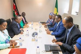 Kenya is set to open its first embassy in Francophone countries in Dakar Senegal within 4 months