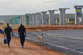 Kenyan photojournalists' work on standard gauge railway to be exhibited in China