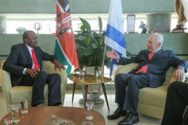 Kenya, Israel Reportedly Agreed Security Cooperation During President's Visit