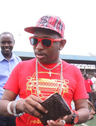 Nairobi Senator Sonko 'Resigns' Over Corruption Allegations