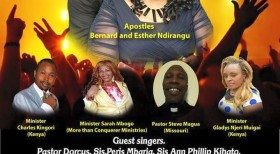 Shekainah Well of Worship Ministries & Organising Partners invite you to a Worship Crusade to be held on July 25th 2015