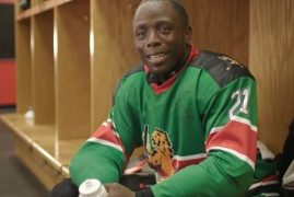 From Kenya to Canada: The Story of Kenya's Only Ice Hockey Team (Video)