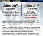 Special Presentation by USTAWI Biomedical Research Innovation at Safari Cafe & Radisson Hotel