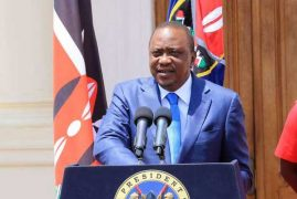 President Kenyatta's work cut out for him after he takes oath
