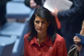 US withdraws from 'cesspool' United Nations Human Rights Council