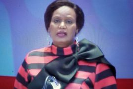 Rev. Teresia Wairimu Kinyanjui 2018 PROPHETIC WORD