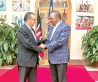 WHO vows to support healthcare in Kenya