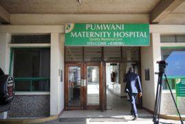 Facts about Pumwani maternity hospital