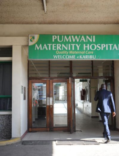 Facts about Pumwani maternity hospital