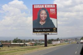 Susan Kihika defends her high-profile campaign